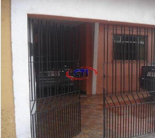 Imagem 1 de 2 de Terreno Com Casas Antigas, Baeta Neves, São Bernardo Do Campo. - Ca0048