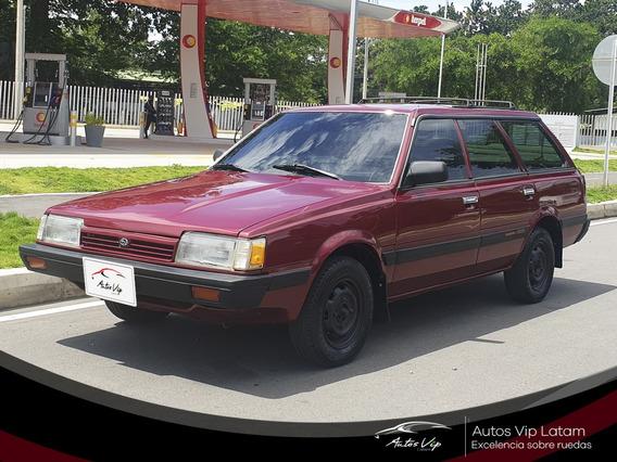 Subaru Leone 4wd Motor Bóxer