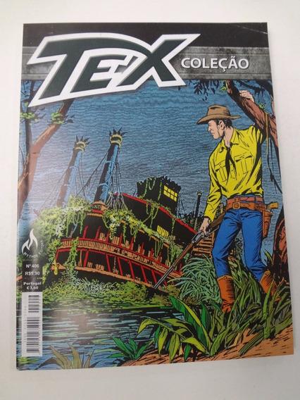 Gibi Tex Coleção N° 406 O Covil No Pântano