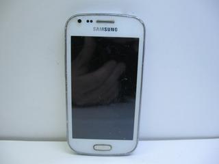 Celular Samsung Galaxy Trend Gt-s7560m Ligando Ler Anúncio