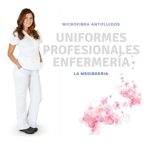 Uniformes De Enfermeria Profesionales Antifluidos