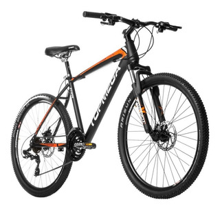 Bicicleta Topmega Mtb Rowen Rodado 26 21 Vel Shimano Tourne