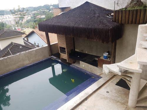 Casa Com 4 Dormitórios À Venda, 409 M² Por R$ 2.300.000,00 - Jardim Leonor - São Paulo/sp - Ca0473
