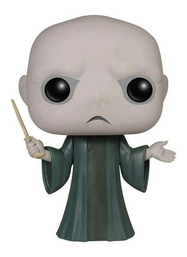 Boneco Funko Pop Harry Potter Lord Voldemort 06