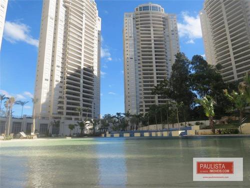 Apartamento Com 4 Dormitórios Para Alugar, 229 M² Por R$ 8.500,00/mês - Jardim Marajoara - São Paulo/sp - Ap19860