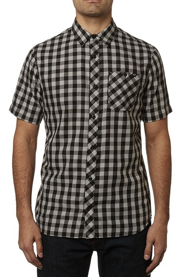 Camisa Fox Troubled Mind Ss
