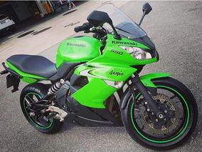 Kawasaki Ninja 650cc 2012 - 18.000km