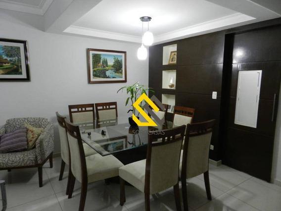 Casa Em Condomínio Com 3 Dorm.(suíte Com Hidro) E Com Modulados, Venha Conhecer, Agende Sua Visita. - Ca1601