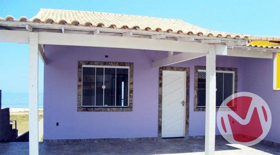 Casa Em Guaratiba, 2 Quartos - Ca0059