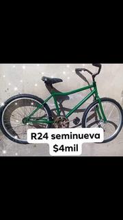 Bicicletas R24 Restauradas