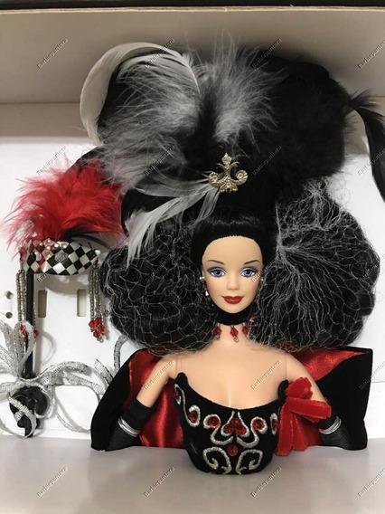 Mib-barbie Masquerade Gala Illusion.