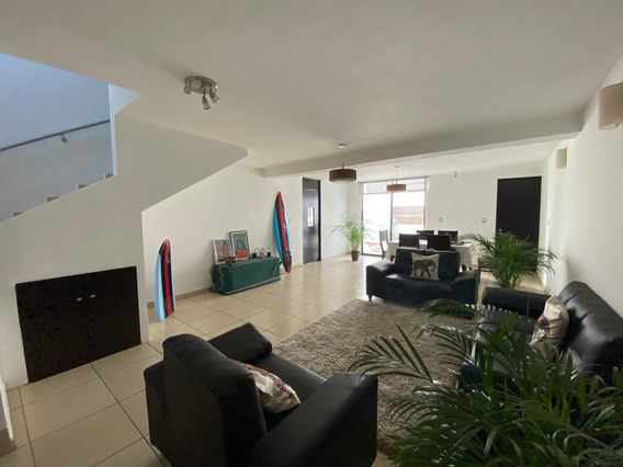 Renta Casa Para Oficinas Fracc. Bosques Morelia Cas_1610 Br