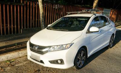 Honda City Exl 1.5 Cvt 2015