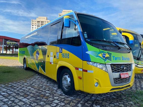 Micro-ônibus Volare Wl, Ano 2016/2016.