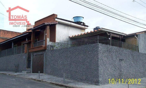 Imagem 1 de 20 de Casa Residencial À Venda, Pirituba, São Paulo. - Ca0122