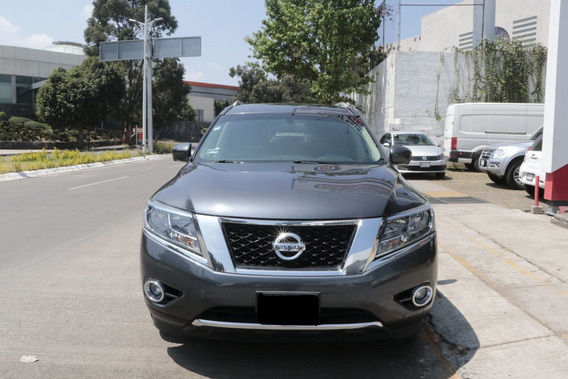 Nissan Pathfinder 2014 3.5 Exclusive At