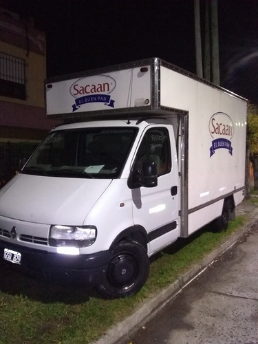 Renault Master 2.5 Dci Chasis P/con 2007