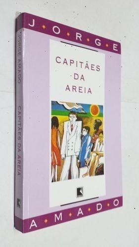 Revista Capitães Da Areia Jorge Amado