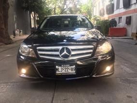 Mercedes Benz Clase C200 Cgi Aut 2012, Increible Estado!