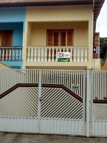 Imagem 1 de 12 de Casa Com 2 Dormitórios À Venda, 100 M² Por R$ 360.000,00 - Jardim Uirá - São José Dos Campos/sp - Ca1630
