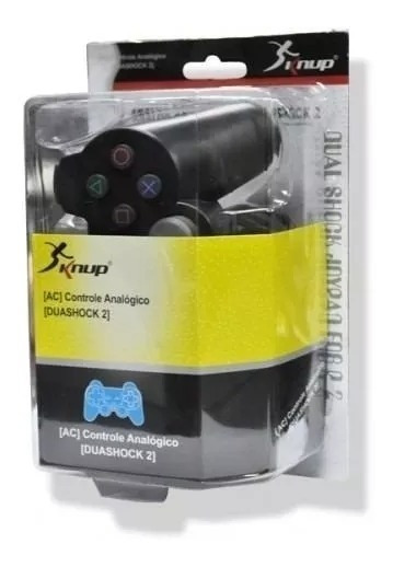 Controle Joystick Ps2 Playstation 2 Original Ns-2121