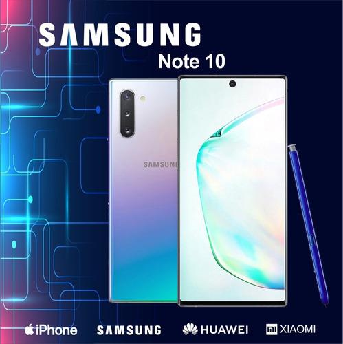 Imagen 1 de 4 de Samsung Note 10 256gb Mica Hydrogel Gratis, Tienda Fisica