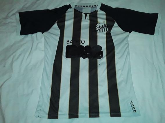 Camiseta Antigua Ca Santos Brasil Umbro 2011 Talle L#11 Ney