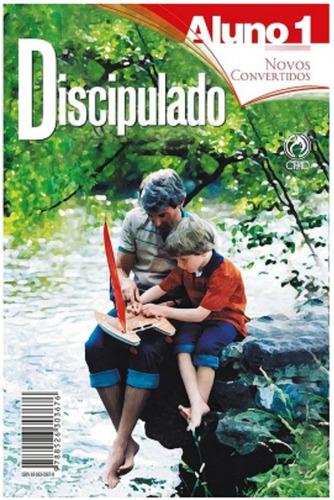 Imagem 1 de 1 de Revista Discipulado Aluno 1  Cpad