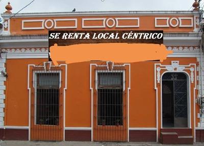 Se Renta Local En El Centro De Xalapa