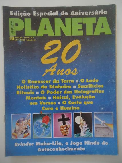 Planeta #240 Especial De Aniversário 20 Anos