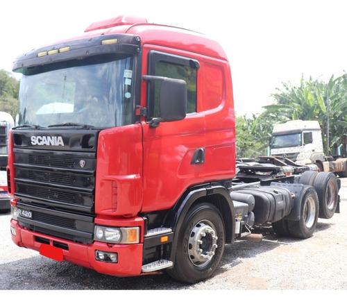 Scania R420 6x2 2006 Ñ Fh 440 Fh 500 R 440 Fh 520 2546