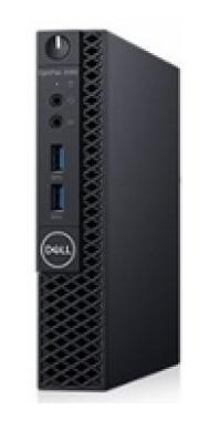 Dell Desktop Optiplex 3060m Intel Core I3 8100t 4c 3.1ghz