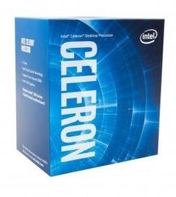 Processador Intel Celeron G4900 Box Lga 1151 / 3,1ghz / 2mb