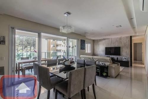 Apartamento 129m² Com 3 Suítes No Panambi - 16156