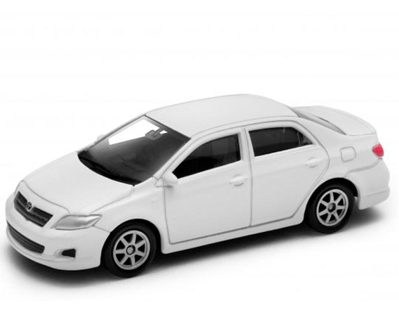 Miniatura - 1:64 - Toyota Corolla - California Minis - Welly