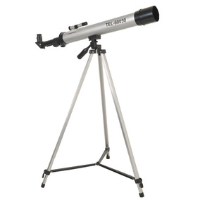 Promoção Telescópio Astronômico Com Abertura De 50mm Opton