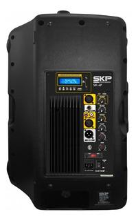 Bafle Activo Potenciado Skp Sk-4p 15 250w Bt Fm