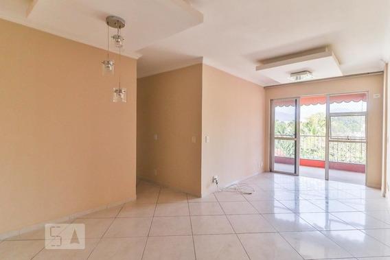 Apartamento No 3º Andar Com 2 Dormitórios E 1 Garagem - Id: 892964342 - 264342