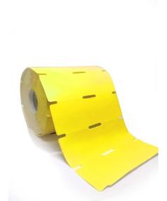 Etiqueta Gondola Amarelo Forte 105x30 - 10.000 Unid