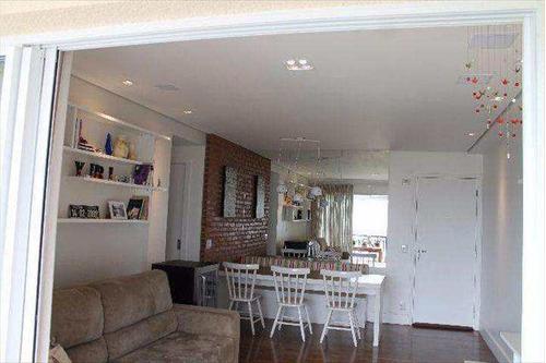 Imagem 1 de 10 de Apartamento Com 3 Dorms, Sítio Tamboré Alphaville, Barueri - R$ 742 Mil, Cod: 201400 - V201400