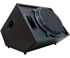 Caixa Acustica Som Retorno Palco 200 Rms - Passiva Music Way