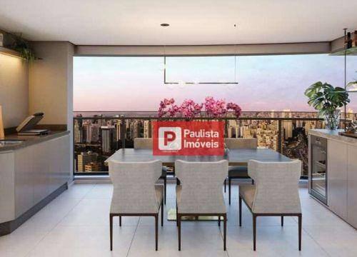 Apartamento À Venda, 50 M² Por R$ 816.710,00 - Brooklin - São Paulo/sp - Ap30088