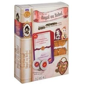 Jogo Ever After High Royal E Rebel - Mattel Cjp83