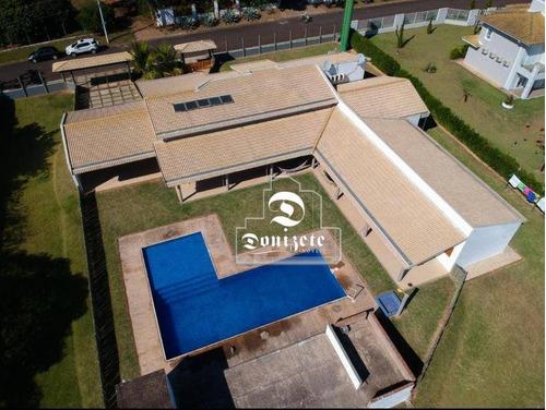 Imagem 1 de 30 de Chácara Com 5 Dormitórios À Venda, 3000 M² Por R$ 2.500.000,00 - Vale Das Laranjeiras - Indaiatuba/sp - Ch0032