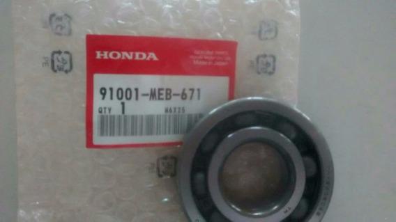 Rolamento Radial Esfera Crf450r-original Honda- 2002