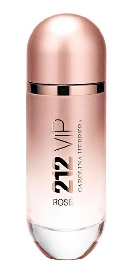 Perfume 212 Vip Rosé Carolina Herrera Edp 125ml