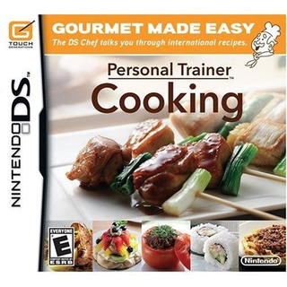 Personal Trainer: Cooking Nintendo Ds Nuevo Y Sellado
