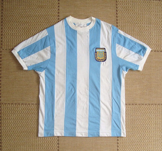 Camisa Retrô Argentina 1986 Home #10