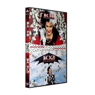 101 Dalmatas 1 2 Dvd Español Latino/ingles Subt Español