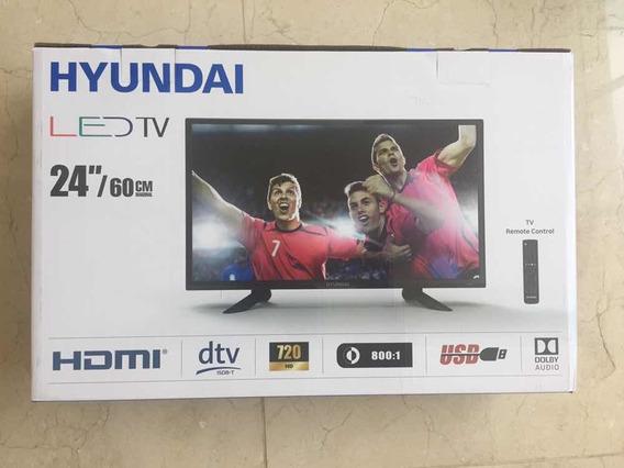 Tv Led Hyundai 24